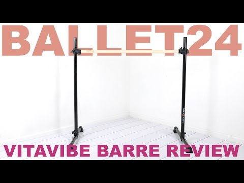 Ballet 24: VitaVibe Barre Review