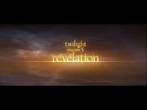 Twilight, chapitre 5 : Révélation, 2ème partie cover