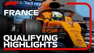 2019 French Grand Prix: Qualifying Highlights