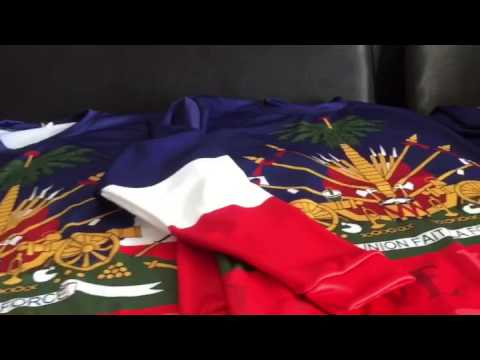 Haitian Flag Sweater Tshirt Hoodie Tmmg Clothing Brand Youtube