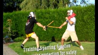 Training Sparring session Flavio-Seppe 2009.avi