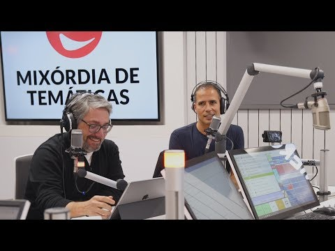Rádio Comercial | Mixórdia de Temáticas - Homem que às vezes fica sem rede