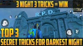 Download Video Top 3 Secrets to Win Every Darkest Night in PUBG Mobile MP3 3GP MP4
