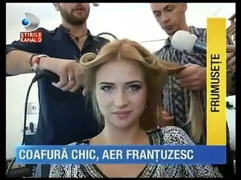 Coafuri Frantuzesti By Group Mod Hairdressers