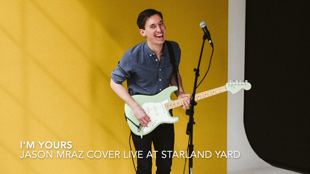 I'm Yours - Jason Mraz Cover Live at Starland Yard
