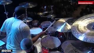 Ronald Bruner Jr.- Appearance Modern Drummer Festival