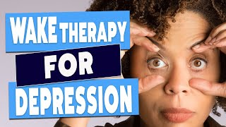 Do Depressed People Need More Sleep? How To Do Wake Therapy