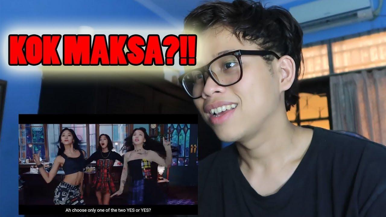 AKU SIH YESS!! TWICE 'YES OR YES' MV REACTION #1
