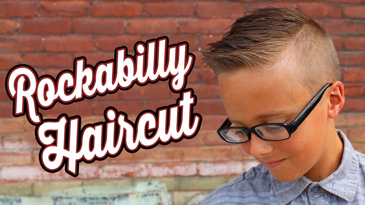 Rockabilly Haircut Youtube