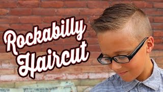 Rockabilly Haircut