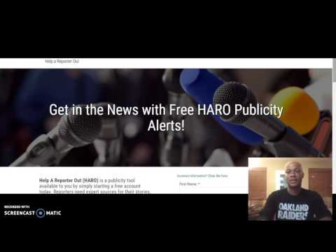 Have you ever heard of Help a Reporter Out (HARO)?