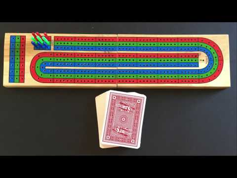 How To Play Cribbage (3 players)
