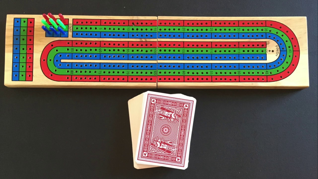 how to play cribbage with three people