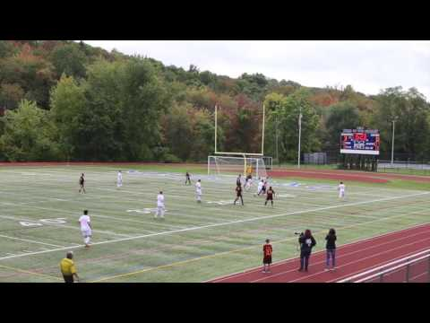 George Weiss Class of 2017 Mahopac Soccer Highlights