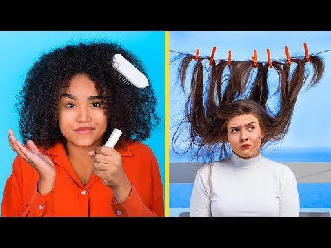 Short Hair vs