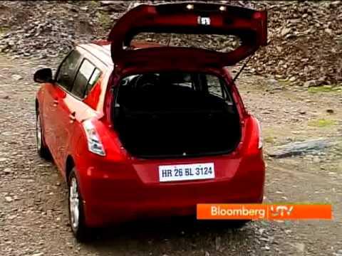 The Autocar India Show: The New Maruti Suzuki Swift - YouTube