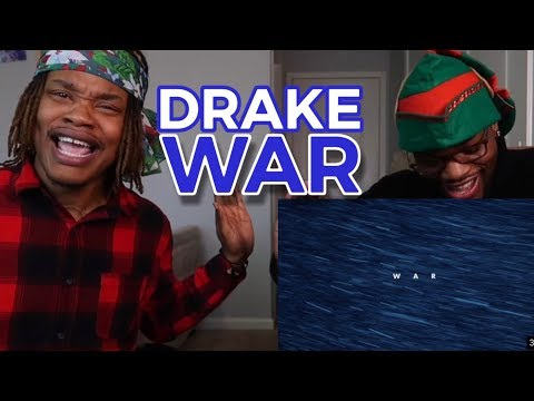 HOLY! | DRAKE - WAR (REACTION/REVIEW)