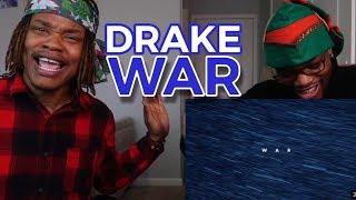 HOLY! | DRAKE - WAR (REACTION/REVIEW)