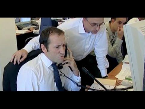 Opérateur sur les marchés ou trader / Opératrice sur les marchés ou trader