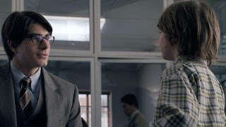 Clark meets with Jason   Superman Returns