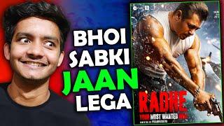 Trailer di Radhe: Salman bhoi kaise kar lete ho ye sub ?? recensione arrosto