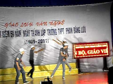 BD hiphop- THPT Phan Đăng Lưu kỷ niệm 50 năm thành lập trường