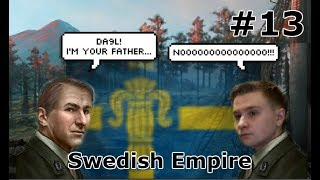 Hearts of Iron 4 - Road to 56 - Swedish Empire - Part 13