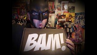 Batman Opens July's BAM Box!!! 😲