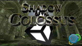 Shadow of the Colossus On Unity - O que é?