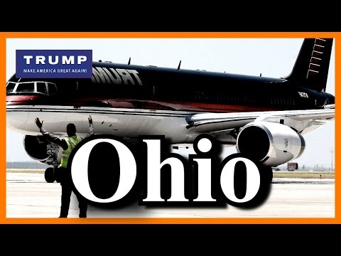 LIVE Donald Trump Columbus Ohio Signature Flight Hangar FULL SPEECH HD Tuesday March 1 2016 ✔