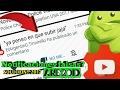 NO PUEDO VER LOS COMENTARIOS DE MIS VIDEOS EN ANDROID!!!|NOTIFICACIONES FALSAS?|SOLUCION|XxvinsxX