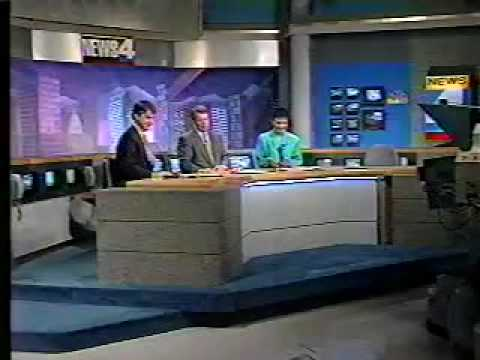 KCNC News 4 Denver 6:30 PM Close (Summer 1995)