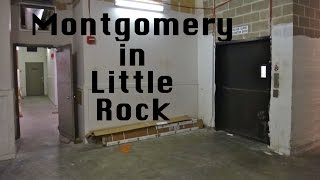 1988 Montgomery Hydraulic Freight Elevator @ Park Plaza Mall in Little Rock AR