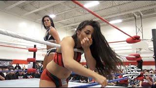 Tessa Blanchard vs. Deonna Purrazzo - Limitless Wrestling Womens Wrestling, Impact, WWE NXT, WOW