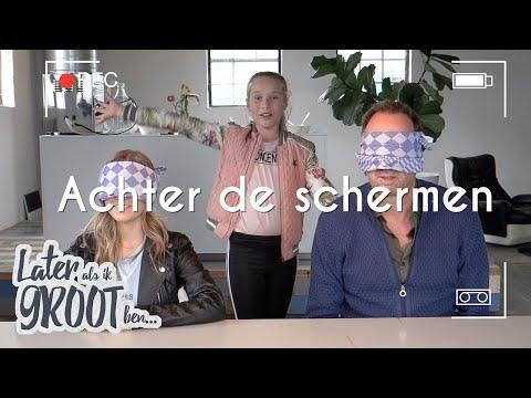 CHALLENGE MET STERRE KONING EN JOCHEM | WHAT'S IN MY MOUTH? | Later Als Ik Groot Ben (RTL4)