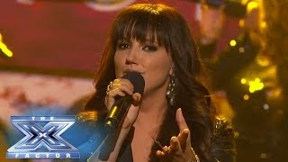 "Rachel Potter Sings With ""Heart"" - THE X FACTOR USA 2013"