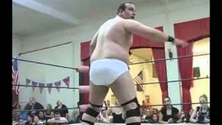 ICW Former WWE Superstar Val Venis w/ The Iron Shiek vs Maximus Sex Power w/ Lizzy Valentine