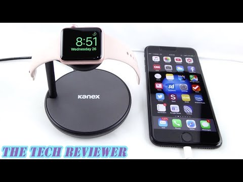 GoPower Apple Watch Stand: Apple MFi Certified With Integrated Inductive Charging Built in!