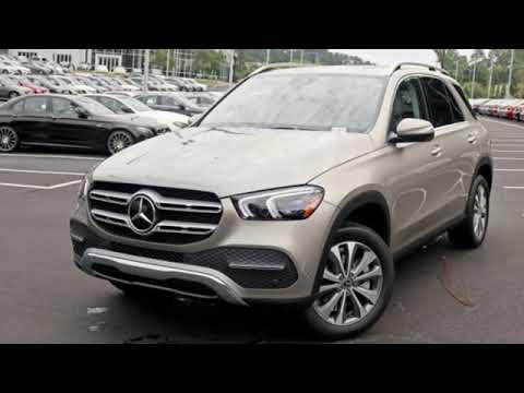 New 2020 Mercedes-Benz GLE Atlanta GA Sandy Springs, GA #G755 - SOLD