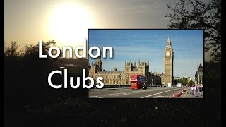 Shooting in London - Finding a Shooting Club in London