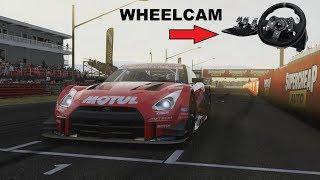 Nissan GT-R R35 | bathurst + wheelcam | FM6