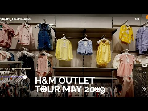 H&M - OUTLET TOUR MOTHERS DAY - MAY 2019