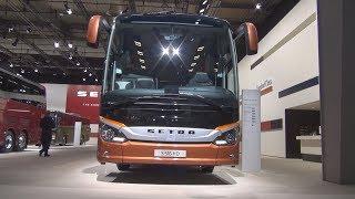 Setra TopClass S 516 HD Bus (2019) Exterior and Interior