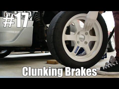 Clunking Brakes? - YouTube