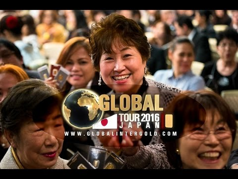 Global InterGold Japan: a remarkable Global Tour 2016 conference