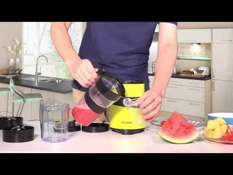Homgeek Nutri Detachable Fruits Juicer Practical Grinding Machine Blender
