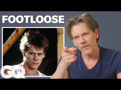 Kevin Bacon Breaks Down His Most Iconic Characters | GQ