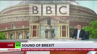 BBC accused of bias over anti-#Brexit speech at Proms