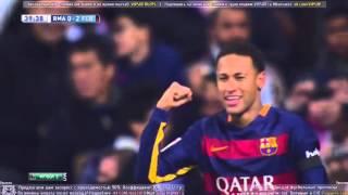 Real Madrid vs Barcelona 0-4 HD All Goals 21112015