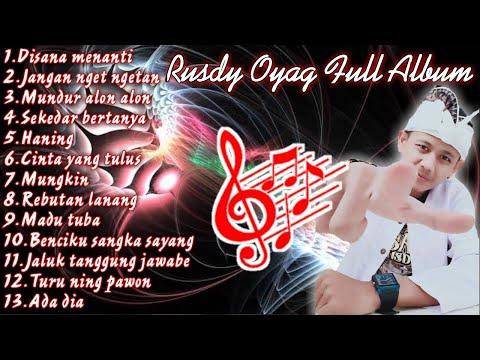 RUSDY OYAG FULL ALBUM COVER DANGDUT TERBARU